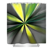 Floral 2-19-19 Shower Curtain