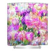 Floral Art Cx Shower Curtain