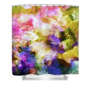 Floral Art Cxii Shower Curtain