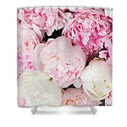Peony Song Shower Curtain
