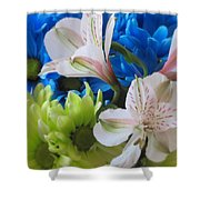 Floral Bouquet 1 Shower Curtain