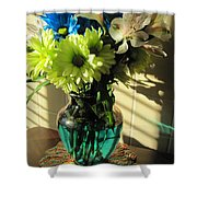 Floral Bouquet 3 Shower Curtain