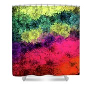 Floral Decay Shower Curtain