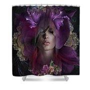 Floral Dreams Shower Curtain