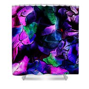 Floral Expressions 080616-2 Shower Curtain