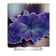 Floral Grace Shower Curtain