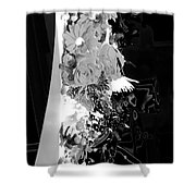 Floral No1 Shower Curtain