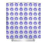 Floral Pattern 2 Shower Curtain