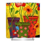 Floralicious Shower Curtain
