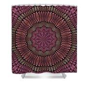 Florametric Flotation-6 Shower Curtain