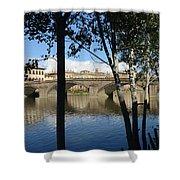 Florence Moods, 2849, Ix/2014 Shower Curtain