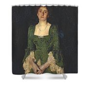 Florence Humphris  Shower Curtain