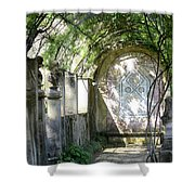 Florence Moods, 3743, Iv/2017 Shower Curtain