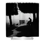 Florence Moods, 8887, Vii/2013 Shower Curtain