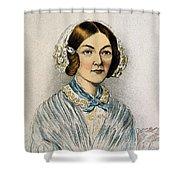 Florence Nightingale, Nurse Shower Curtain