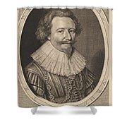 Florent II, Count Of Pallandt Shower Curtain