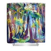 Floresta I Shower Curtain