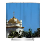 Florida Church Shower Curtain
