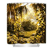 Florida Dream Shower Curtain