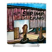 Florida Fresh Shower Curtain