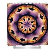 Florida Fun Shower Curtain