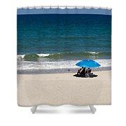 Florida Summer Shower Curtain