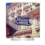 Floridita - Havana Cuba Shower Curtain