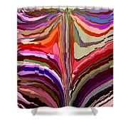 Flourish Again Shower Curtain