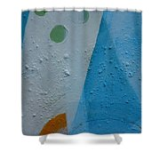 Flow 1 Shower Curtain