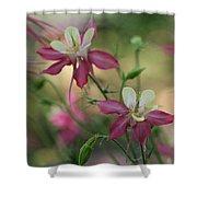 Flower 3506_2 Shower Curtain