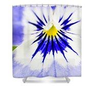 Flower Blossom 1 Shower Curtain