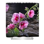 Flower Country Shower Curtain