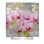 Flower-d Shower Curtain