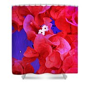 Flower Fantasy Shower Curtain