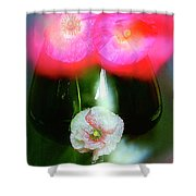 Flower For Foodie #2. Shower Curtain