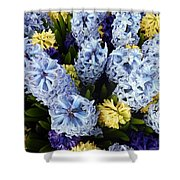 Fragrance Of Spring Shower Curtain