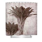 Flower-g Shower Curtain