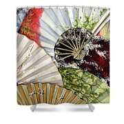 Flower Garden Shower Curtain