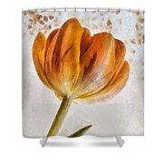 Flower - Id 16235-142750-0708 Shower Curtain