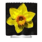 Flower - Id 16235-220300-0389 Shower Curtain