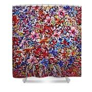Flower Passion Shower Curtain