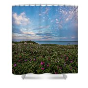 Flower Patch Shower Curtain