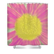 Flower Power. Shower Curtain