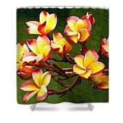 Flowerage Shower Curtain
