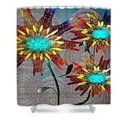 Flowering Dreams Shower Curtain