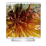 Flowers 002 Shower Curtain