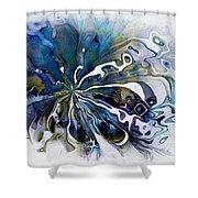 Flowers 006 Shower Curtain