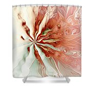 Flowers 008 Shower Curtain