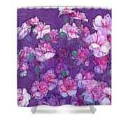 Flowers #063 Shower Curtain