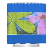 Flowers-13 Shower Curtain